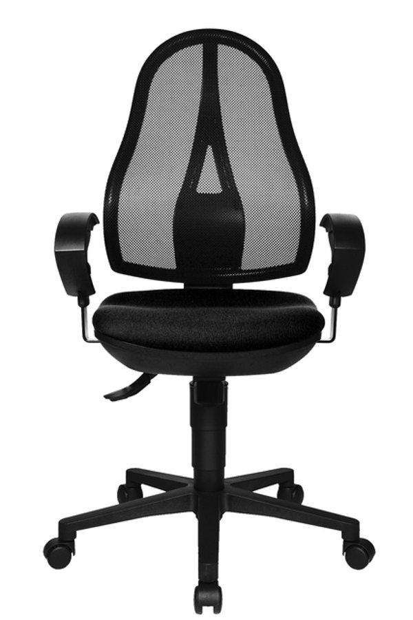 Koop uw Bureaustoel Topstar Open Point SY zwart bij SKO bv